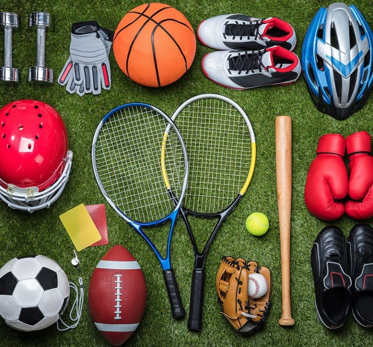5 Most Popular Sports Products Manufacturers